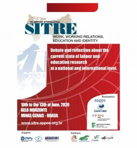 Follow SITRE on social networks
